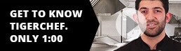 TigerChef is the professional choice for restaurant supply and kitchen equipment, with a huge and constantly growing line of products