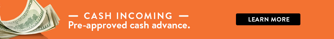 financing cash advance